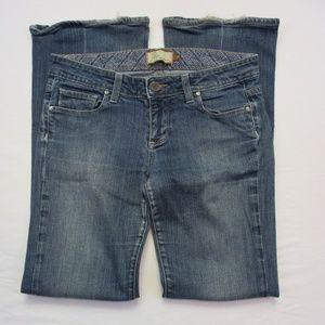 Paige Laurel Canyon Womens' Bootcut Jeans Waist 28